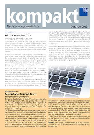 kompakt-newsletter-Kapitalgesellschaften-2019-12